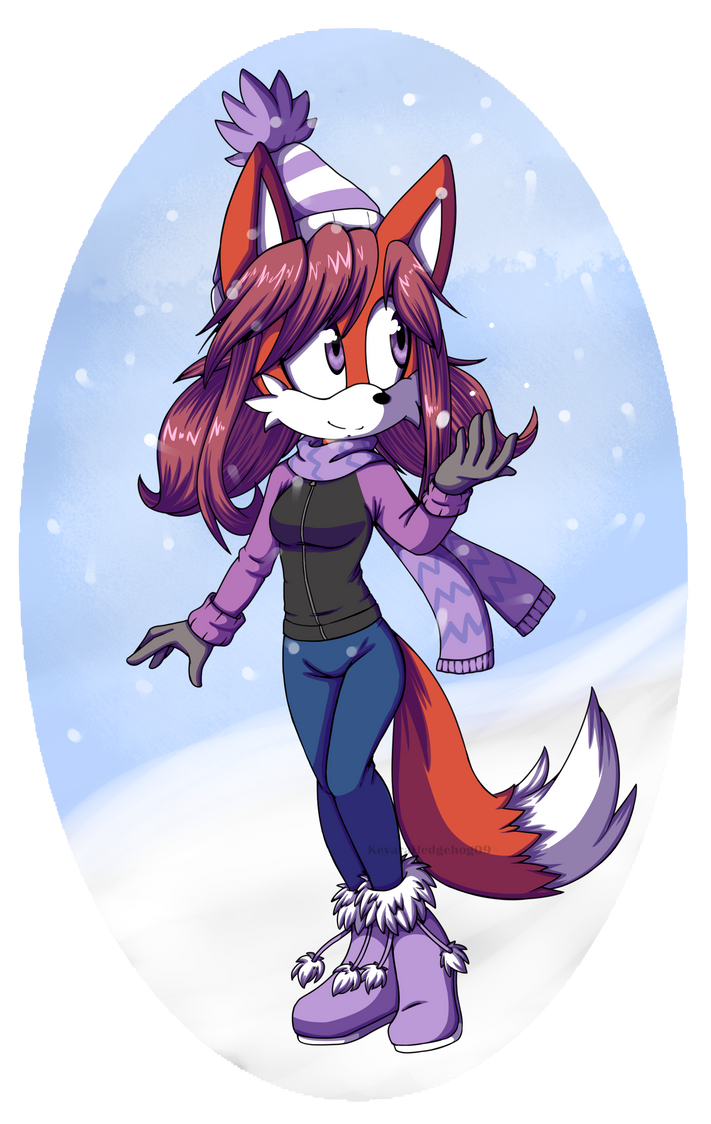 G Winter wonderland  by KeyaraHedgehog09