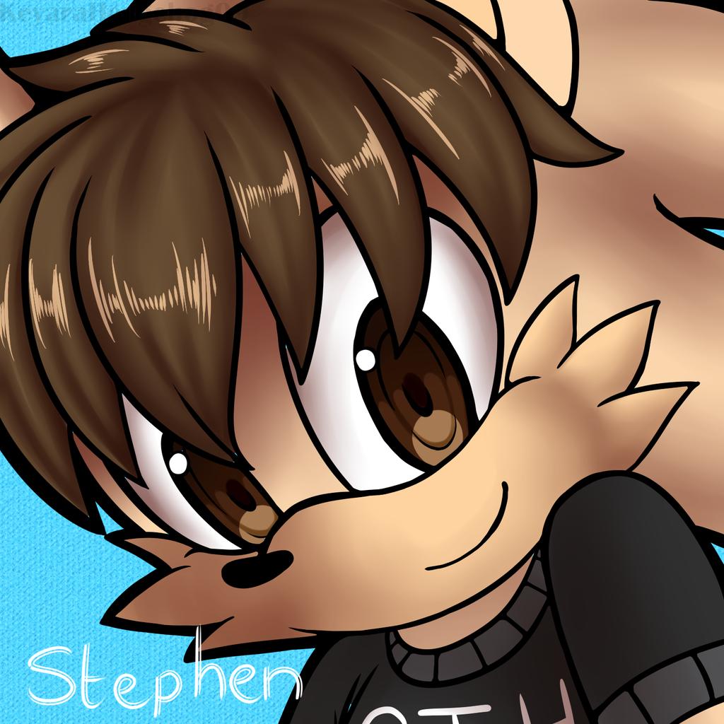 PC stephenthehunter  by KeyaraHedgehog09