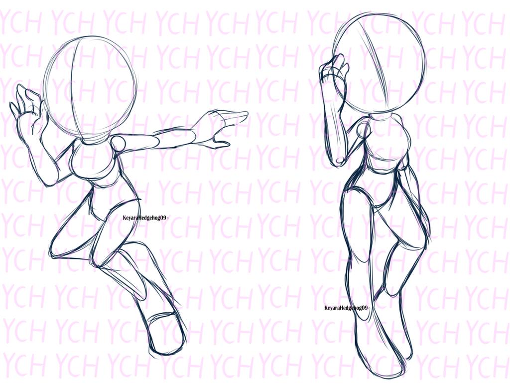 YCH Batch 1 CLOSED by KeyaraHedgehog09