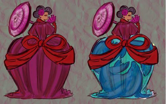Ludicrous Skirts 2: Sealquarium