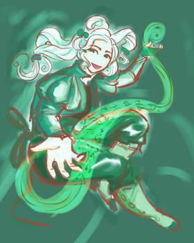 Second Oldest Princess Emerald