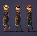 Female Chara Designs