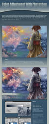 Tutorial Color Adjust by Abuze