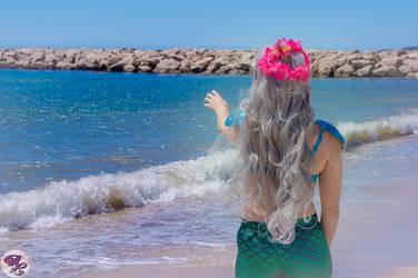 little mermaid cosplay by Rendoland