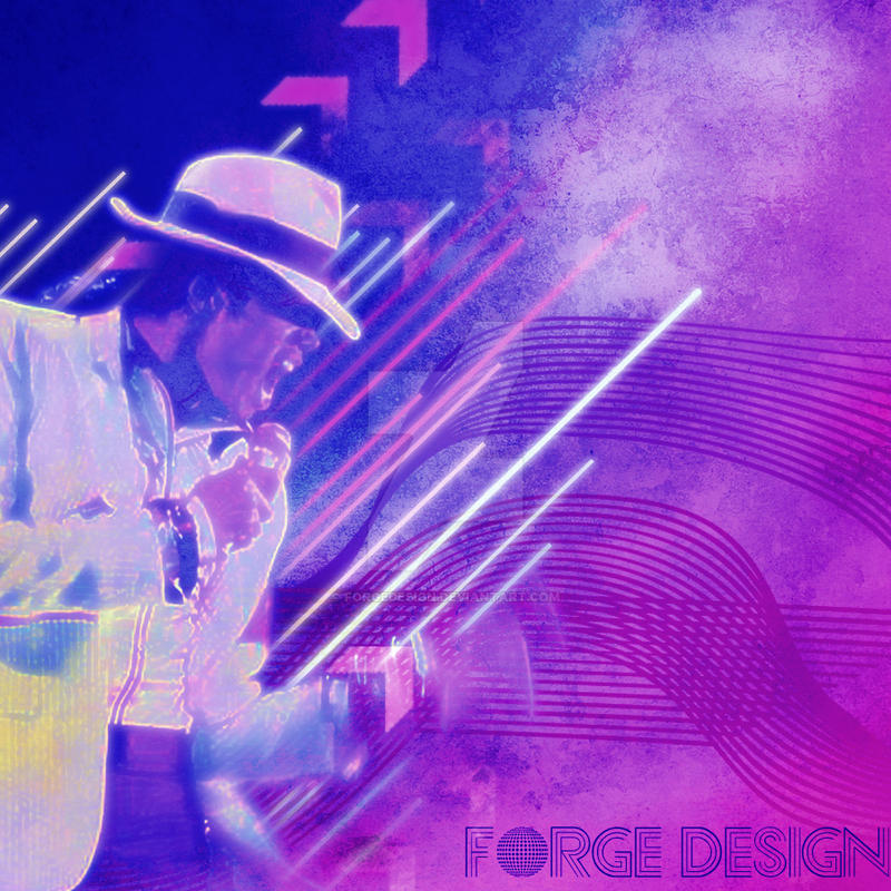 Michael Jackson 2 by ForgeDesign
