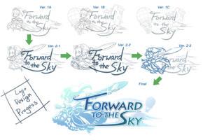 Logo Design Progess