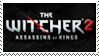 The Witcher 2 Stamp by Athena-Tivnan