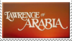 Lawrence of Arabia film stamp by Athena-Tivnan