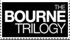 The Bourne Trilogy stamp by Athena-Tivnan