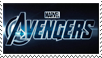 The Avengers film stamp by Athena-Tivnan