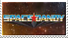 Space Dandy Stamp by Athena-Tivnan