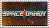 Space Dandy Stamp by Athena-Tivnan