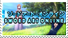 Sword Art Online Stamp by Athena-Tivnan