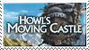 Howl's Moving Castle Stamp by Athena-Tivnan