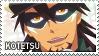 Kotetsu T Kaburagi Stamp