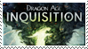 Dragon Age Inquisition Stamp