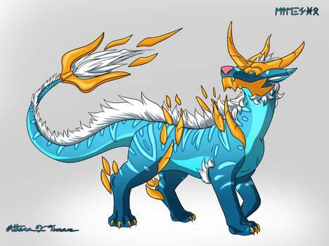 Dragonwolf (Dracawarg)