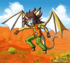 Xanthus the Dragon