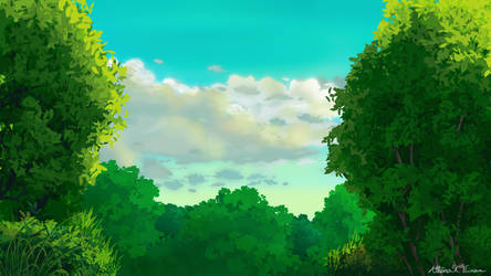 Landscape Practice, Studio Ghibli