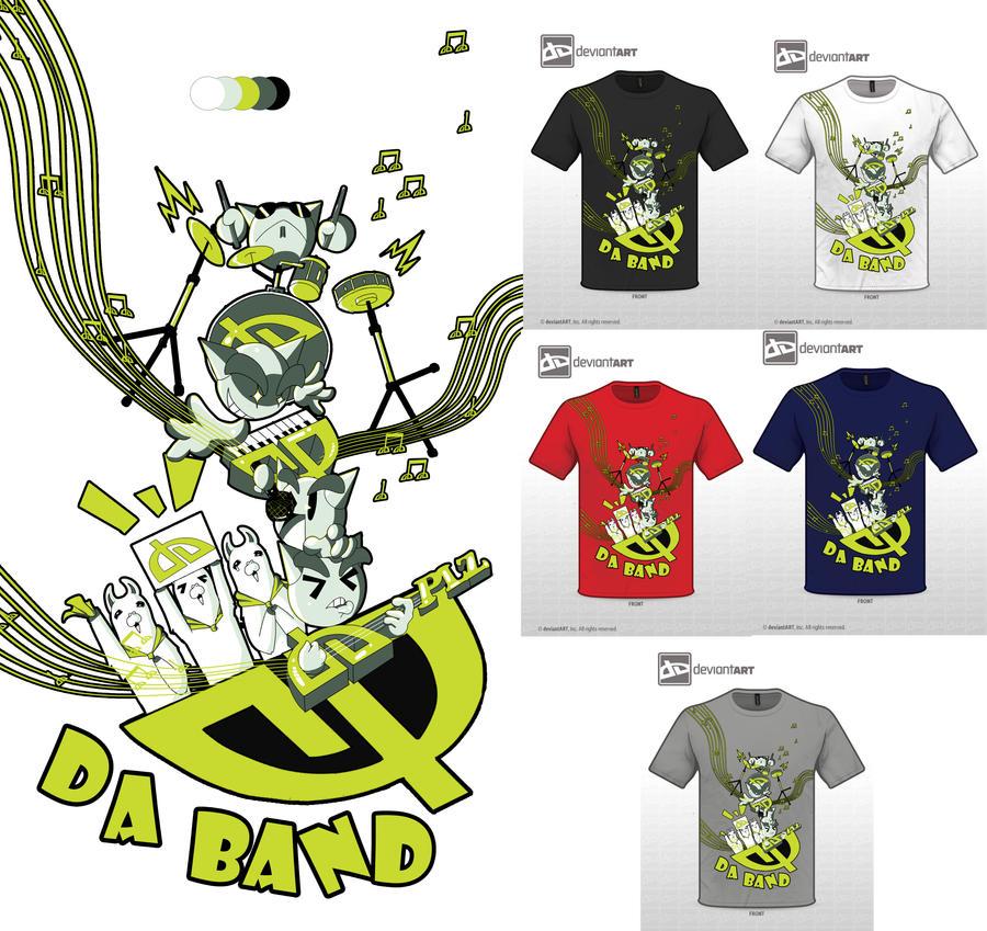 Da Band by ukalayla