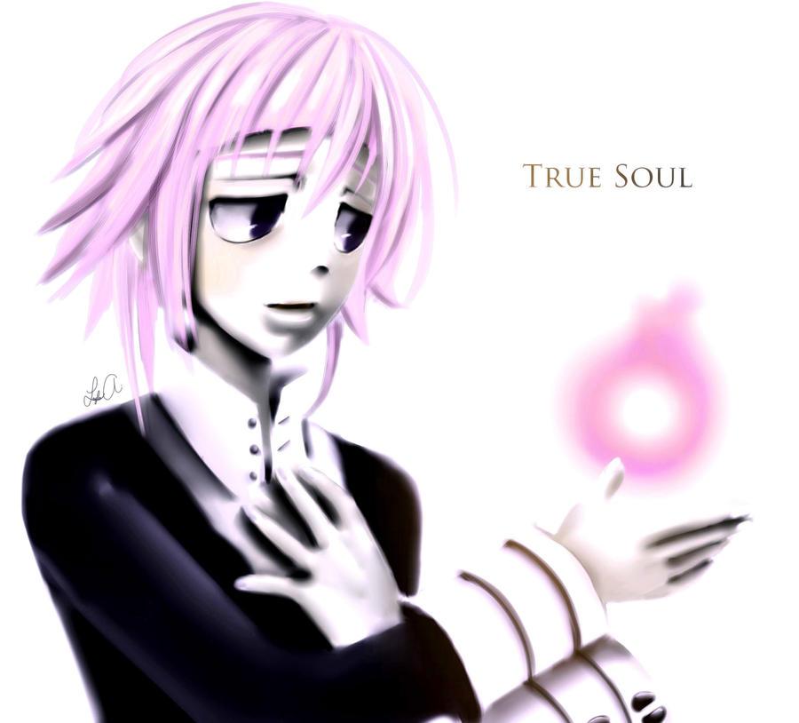 True Soul (Crona) by ukalayla