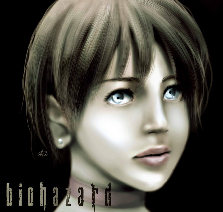 Rebecca Chambers (Resident Evil) by ukalayla
