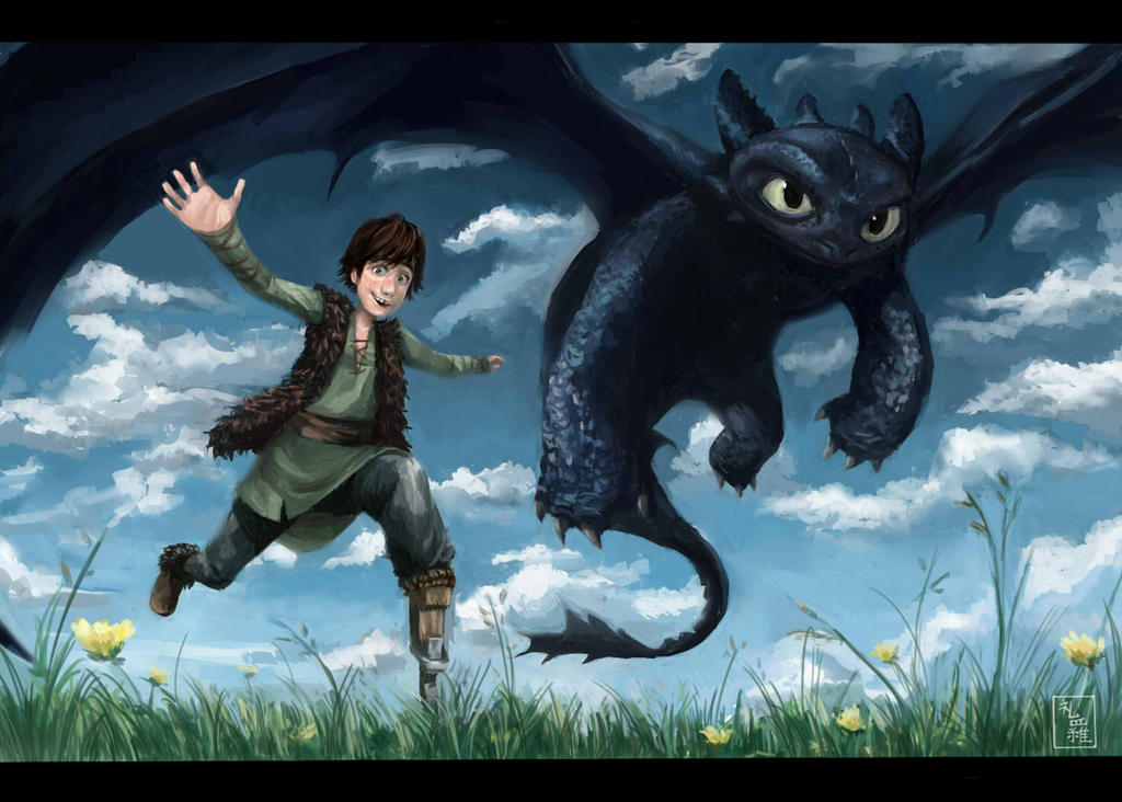 HTTYD: Live and let live