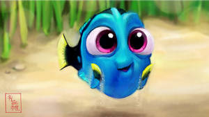 Finding Dory - Squishy