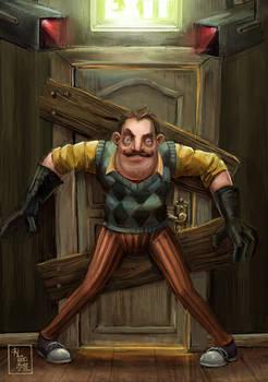 Hello, Neighbor! - Do Not Enter