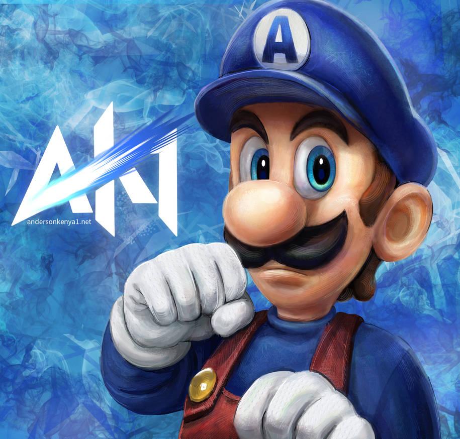 andersonkenya1 - Super Luigi