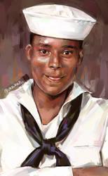 Veterans Day Portrait by ukalayla