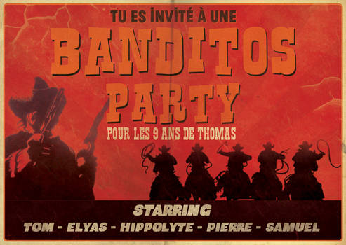 The Banditos Party