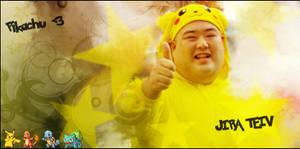 Pikachu by Uek1