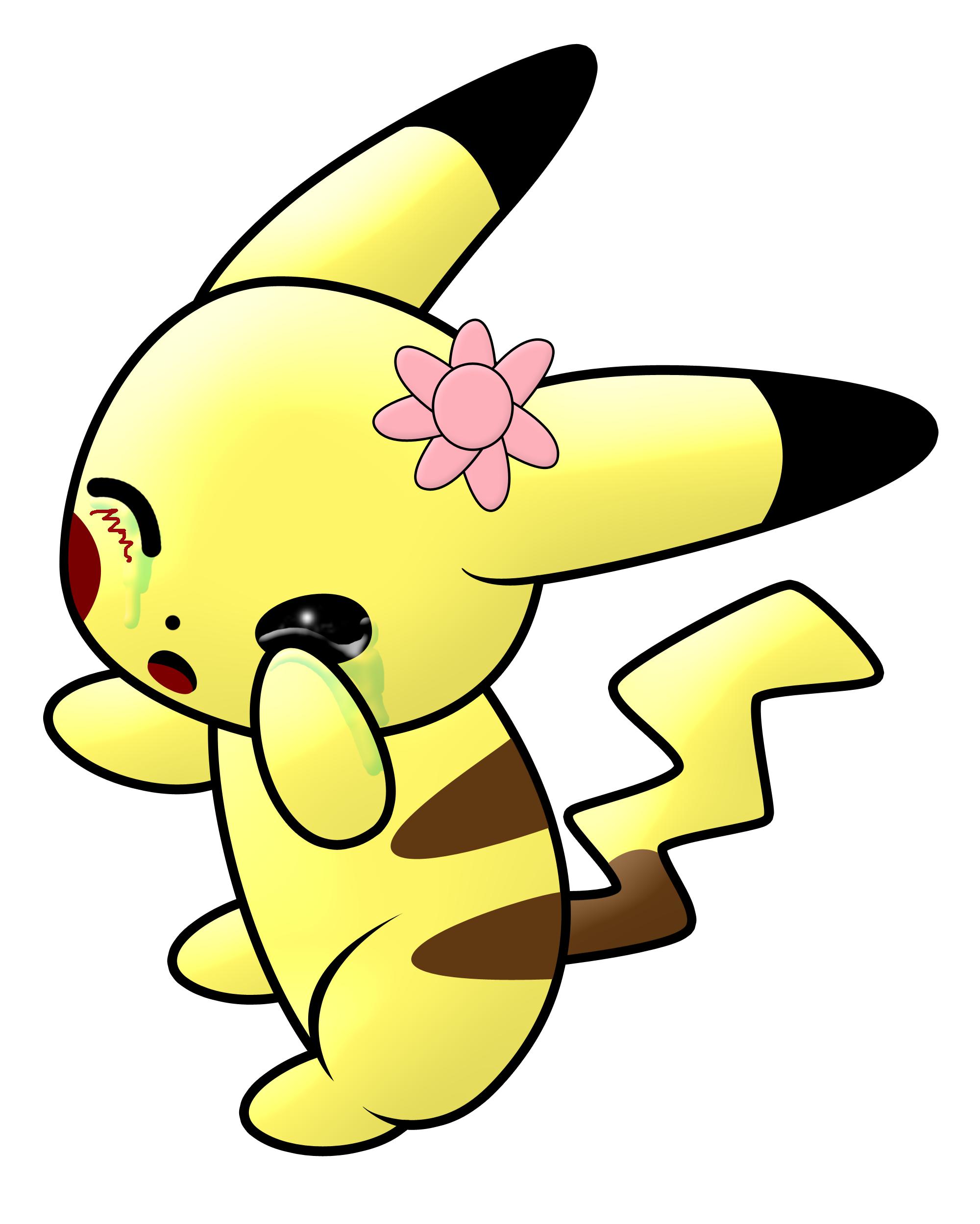 Pikachu crying drawing - photo#23