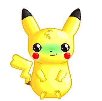 MLP: My Little Pikachu by TigerJ15