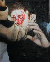 Supernatural~I'm so sorry Dean.... by AtitayaPnikorn