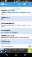 Nightblogging with New Zealand