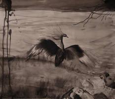 Black Swan by Hirnverbrannt