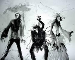 Trio by Hirnverbrannt