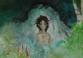 Mowgli Background by Hirnverbrannt