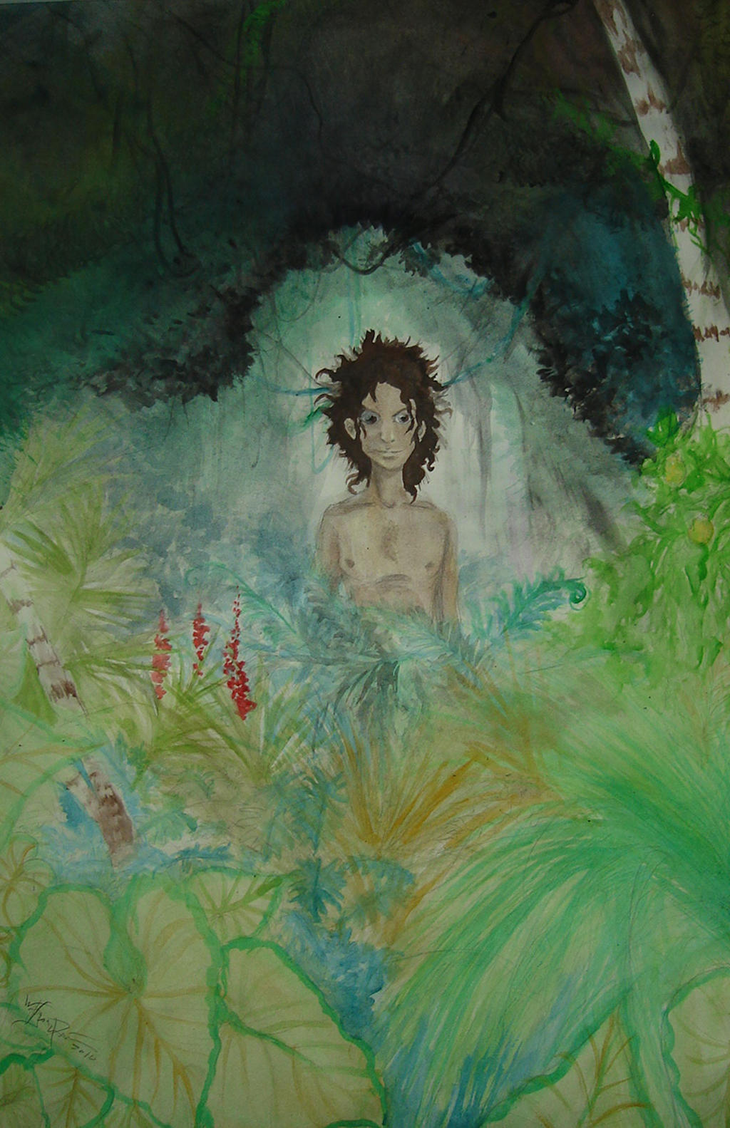 Mowgli FULL by Hirnverbrannt