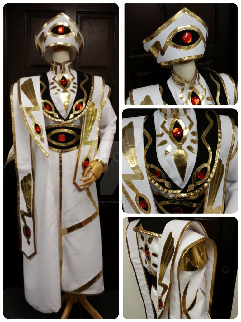 Emperor Lelouch Cosplay Costume by TheOneWhoIam ... & Emperor Lelouch Cosplay Costume by TheOneWhoIam on DeviantArt