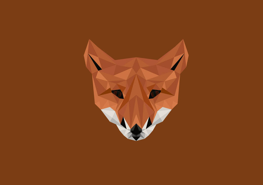 Fox Cubism by BuiltToFail