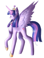 Friendship Princess by AuroLightsOWO