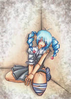 The Broken Doll by Harlequinn87