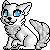 Dest Wolf pixel Icon by Emothivamp-Art