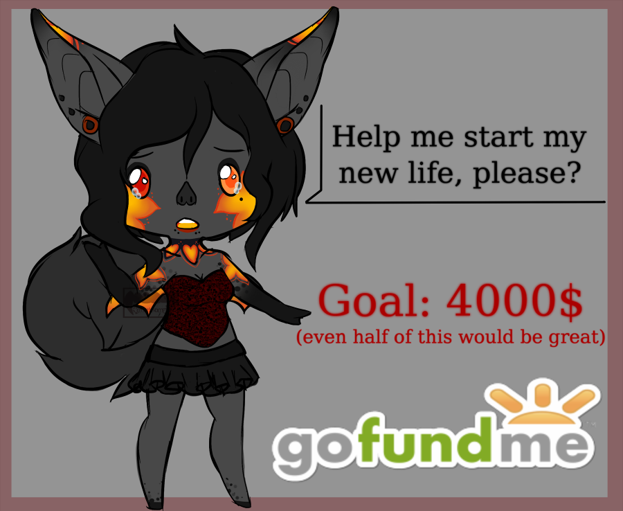 Start A New Life- GoFundMe by Emothivamp-Art