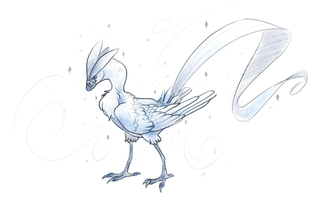 Articuno by Firequill