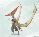 Pterodude