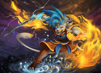 Elemental by Firequill